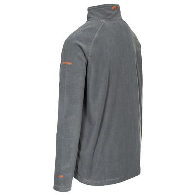 Trespass Mens Fleece - Carbon