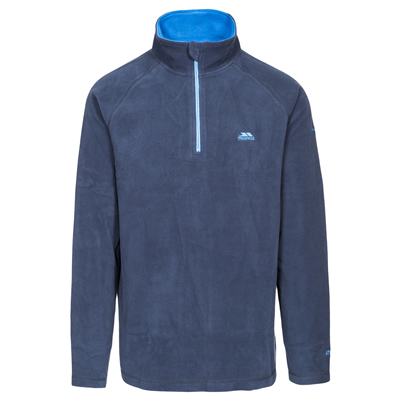Trespass Mens Fleece - Navy