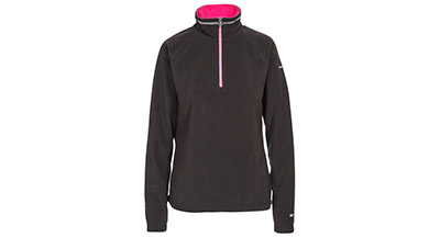 Trespass Ladies Fleece - Black