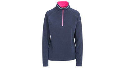 Trespass Ladies Fleece - Navy